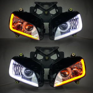 Flowify led headlights 2 strips we hot deals flowify led headlights 2 strips aloadofball Images