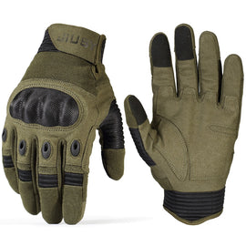 Tactical Gloves - Soft Knuckle Touchscreen compatible ...