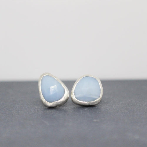 OCEAN OPAL - EARRINGS
