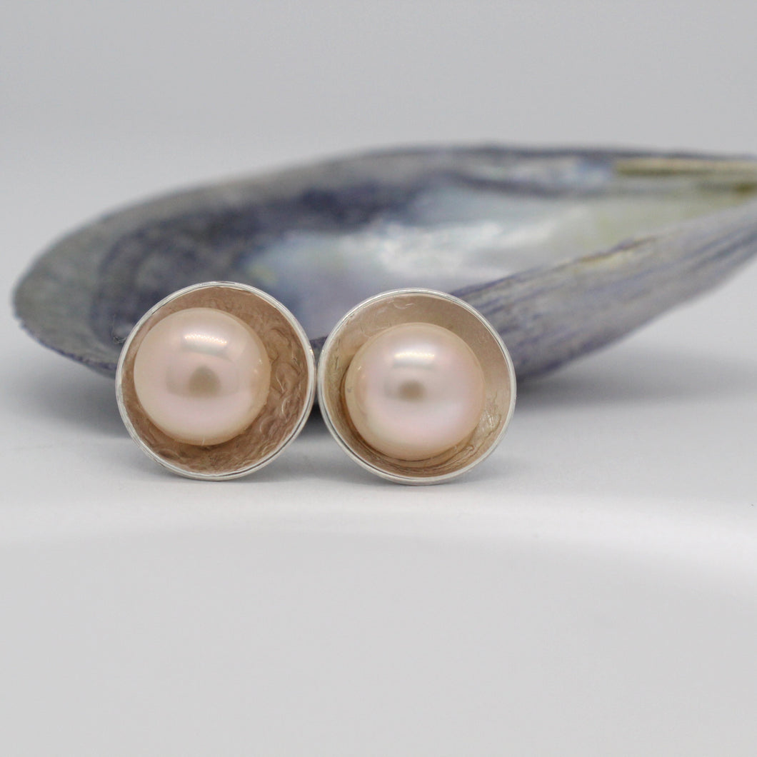 KPT - BUTTON PEARLS - PINK