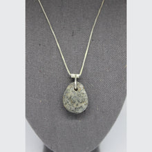 MAINE ROCKS - SINGLE ROCK PENDANT