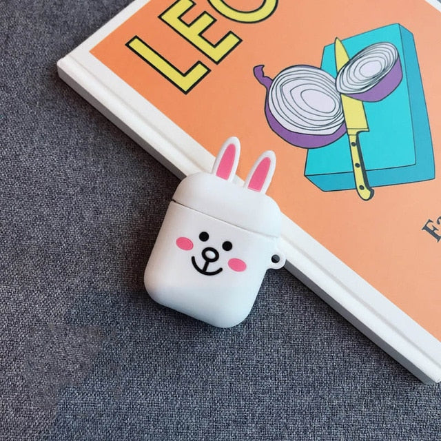 Cute Cartoon Silicone CaseShopenpick