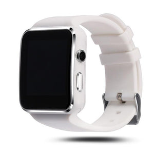 Sport Tracker Bluetooth Smart Watch with Touch Screen Camera