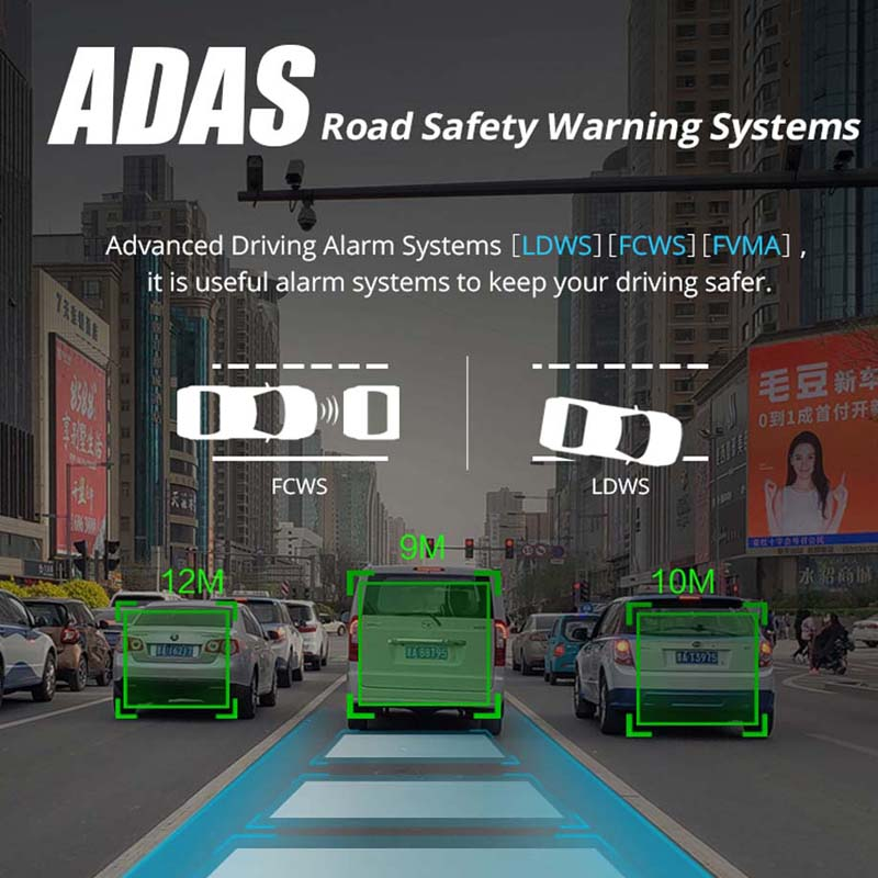 Advanced Auto Smart Driving MirrorShopenpick