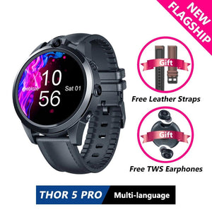 SUPREME THOR 5 PRO Smartwatch with 3GB+32GB with Dual CameraShopenpick