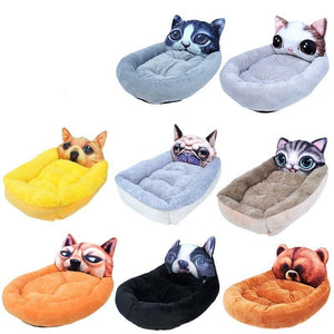 Comfort Dog Bed & Cat Bed