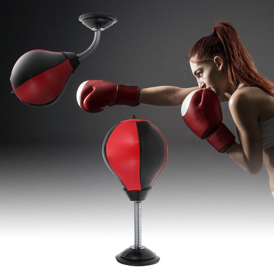 DESKTOP PUNCH BAG