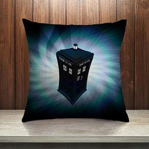 Doctor Who Pillow Cover