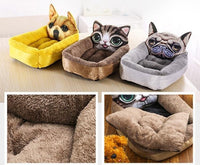 Dog Bed™ Washable Pet Bed