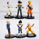 DragonBall Figure 6 Pcs Set