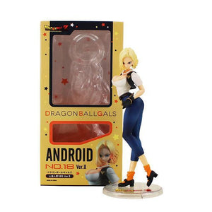 DragonBall Girls Android 18 Lazuli Action Figure