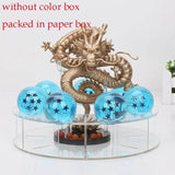 DragonBall Shenlong Full Set Crystal Balls