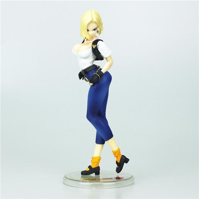DragonBall Z Android 18