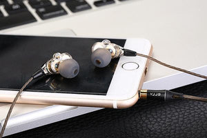 Dual Sound Engine Earphones for Hi Fi Lovers - [product_tag] - Shopenpick