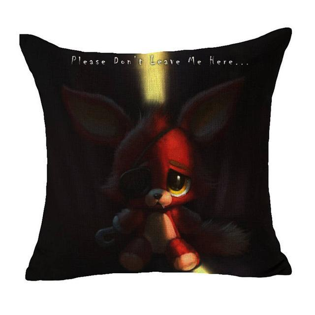 Freddy's Pillow Cover