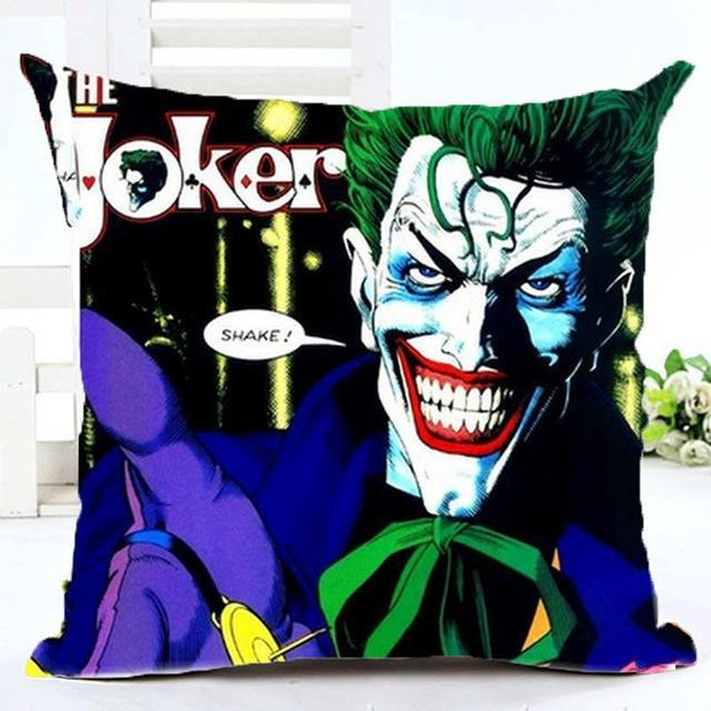 Harley Quinn Batman Joker Pillow Cover