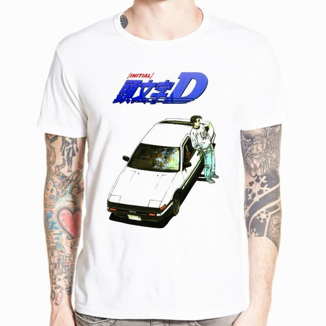 Initial D T-Shirts (Best Selling)