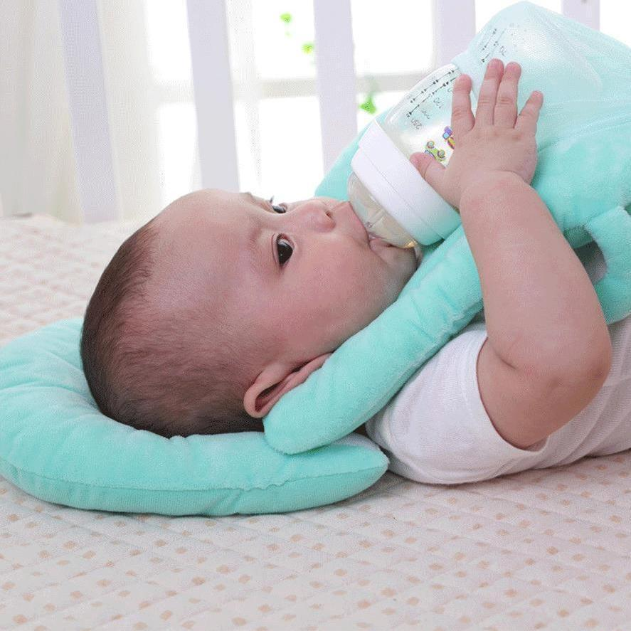 Lucky Baby Pillow