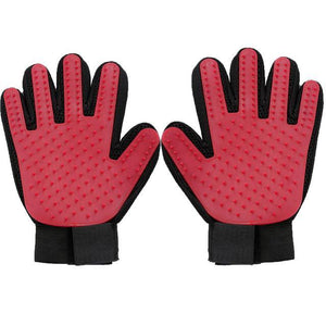 Magic Dog Grooming Glove