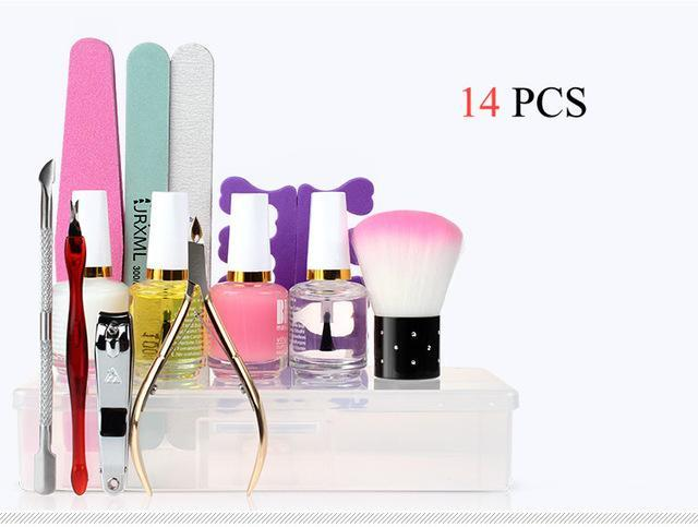 NAIL CARE SALON SET