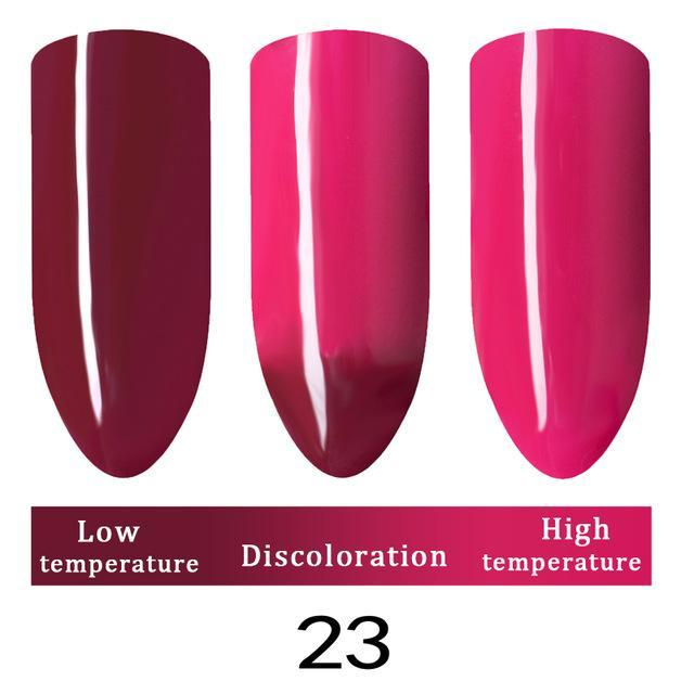 Nail Polish - Temperature Change Chameleon Color