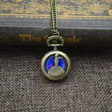 NARUTO Pocket Watch Blue Planet