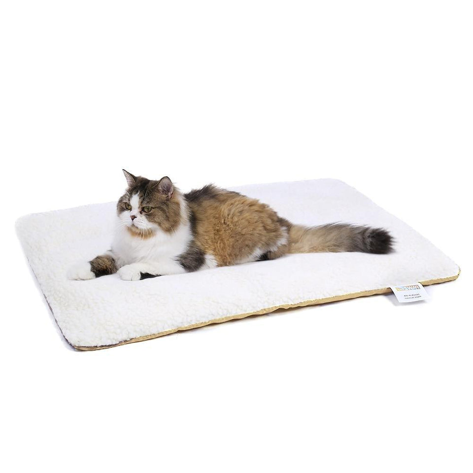 Premium Self-Heating Pet Bed