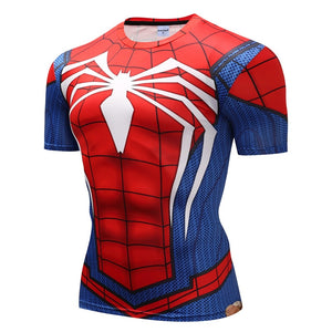 SpiderMan Skin Gear