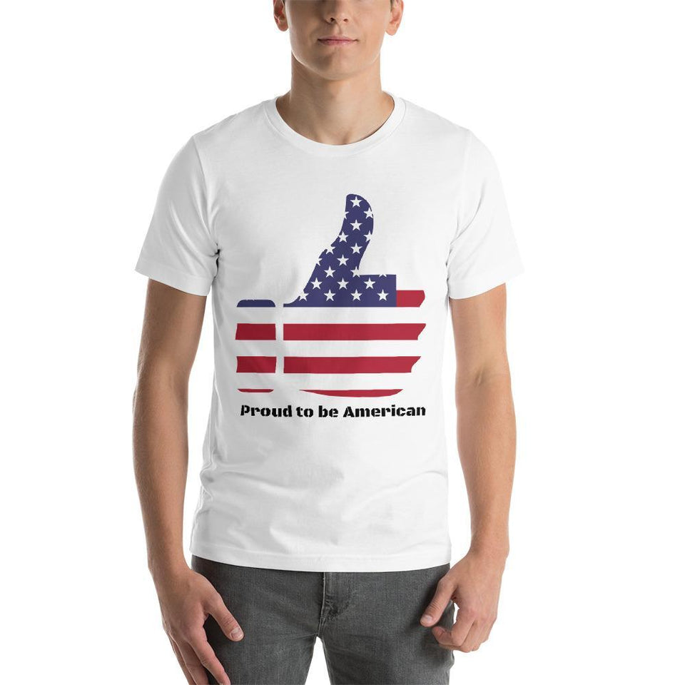 Proud to be American - Unisex Tee