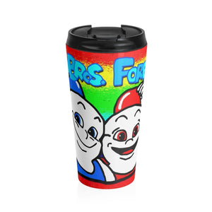SNOW BROS Stainless Steel Travel Mug