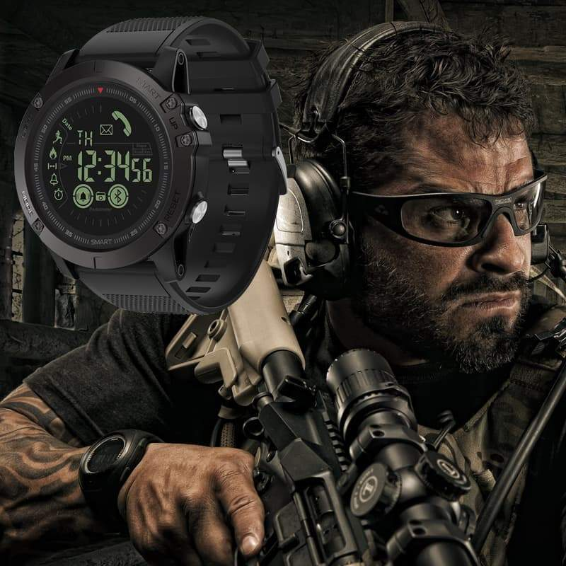 What Does Tactical Smartwatch Mean?
