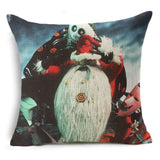 The Nightmare Before Christmas Pillow Cover
