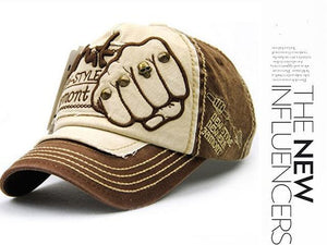 THE PUNCH INFLUENCERS BASEBALL CAP