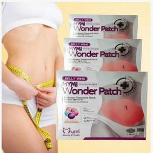 ULTIMATE BELLY DETOX PATCH (5PCS)