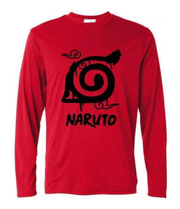 Uzumaki Naruto Long Sleeve T-Shirts