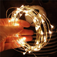 Waterproof Copper String Fairy Lights