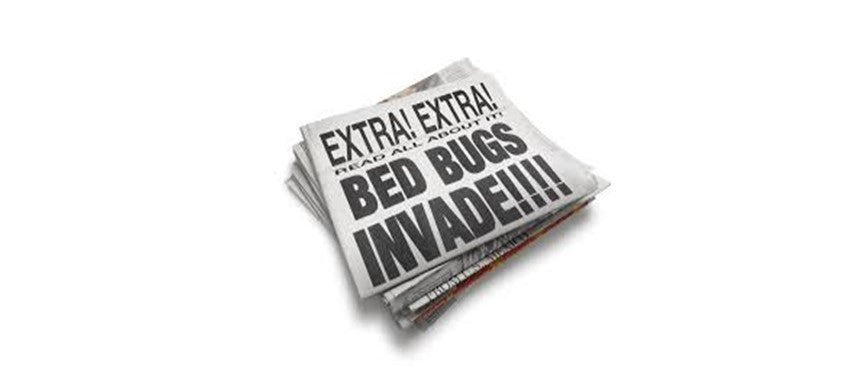 ARE YOU CONCERNED ABOUT BED BUGS?