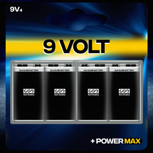 9 Volt (Sample Pack)