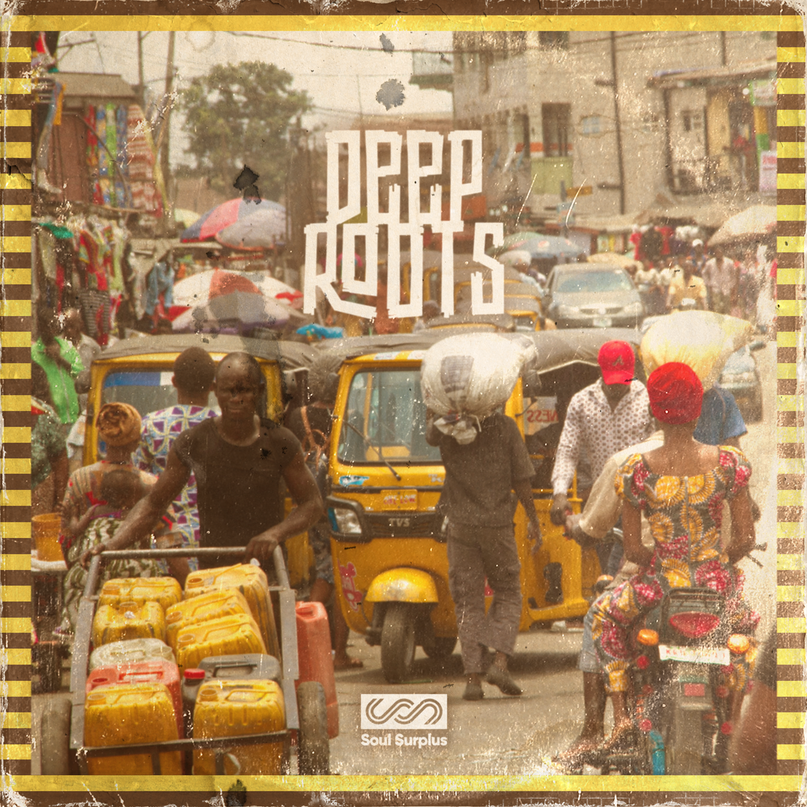 Deep Roots: Classic Afrobeat (Sample Pack)
