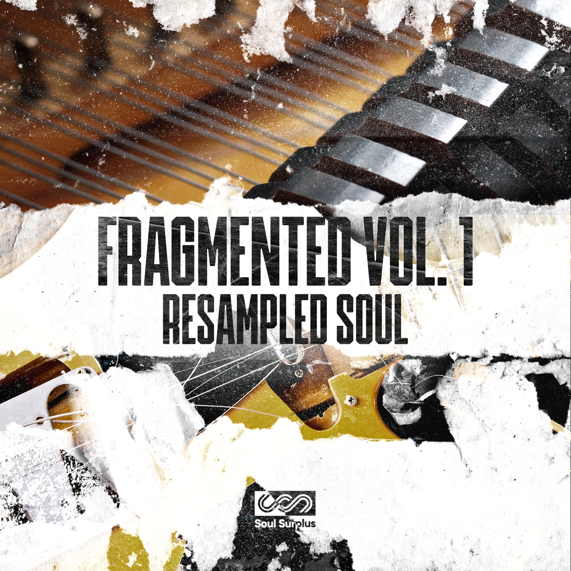 Fragmented Vol. 1: Resampled Soul (Sample Pack)