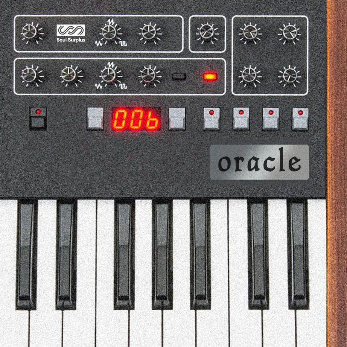 Oracle (Composition Pack)