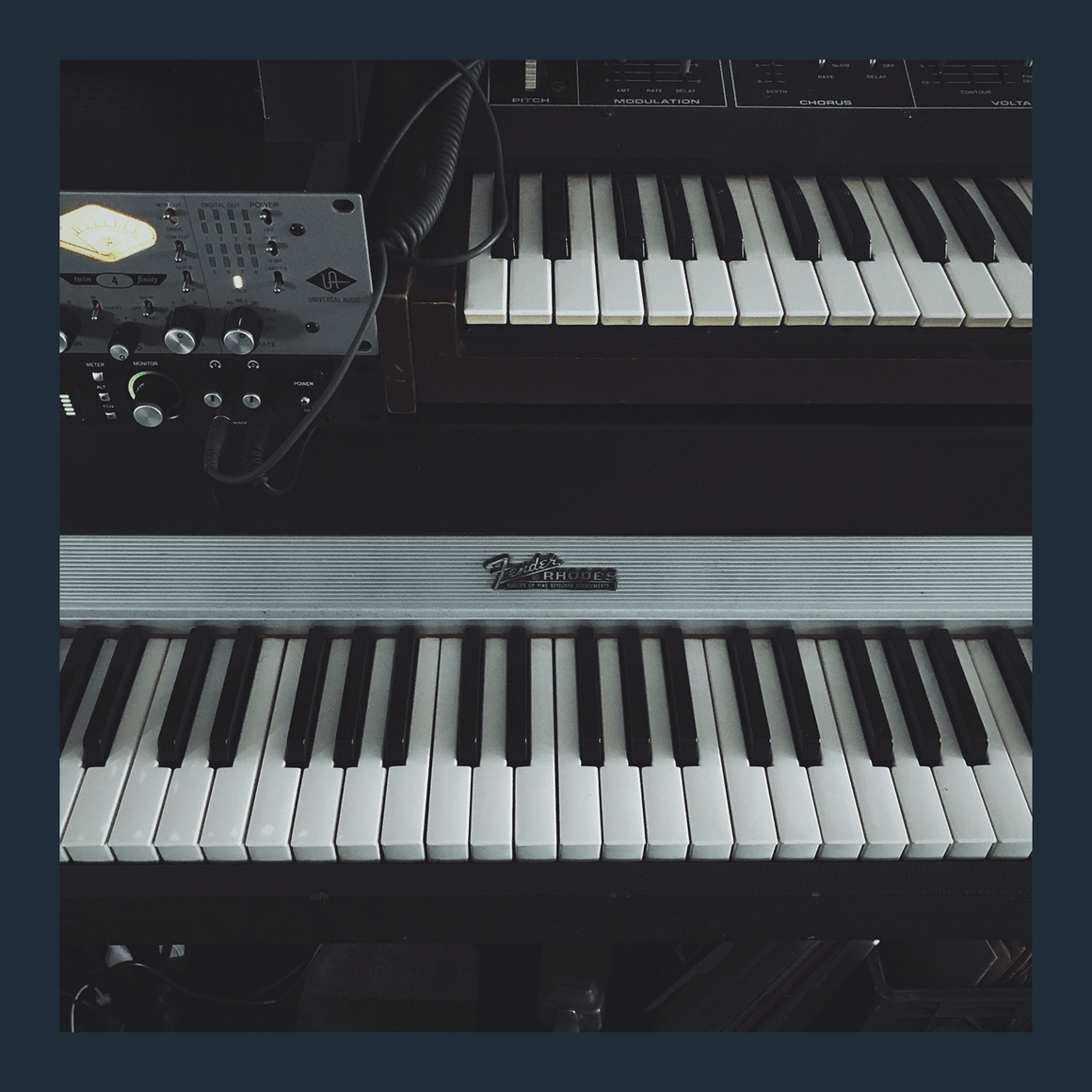 Fender Rhodes Volume 1 (Loop Pack)