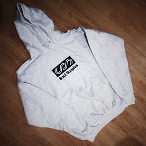 Port Rich Pullover Hoodie - Light Steel