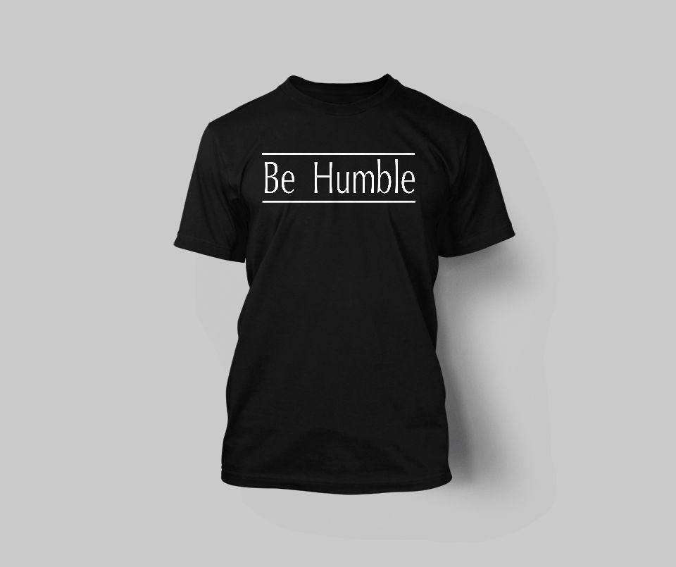 Men's Be Humble Tee