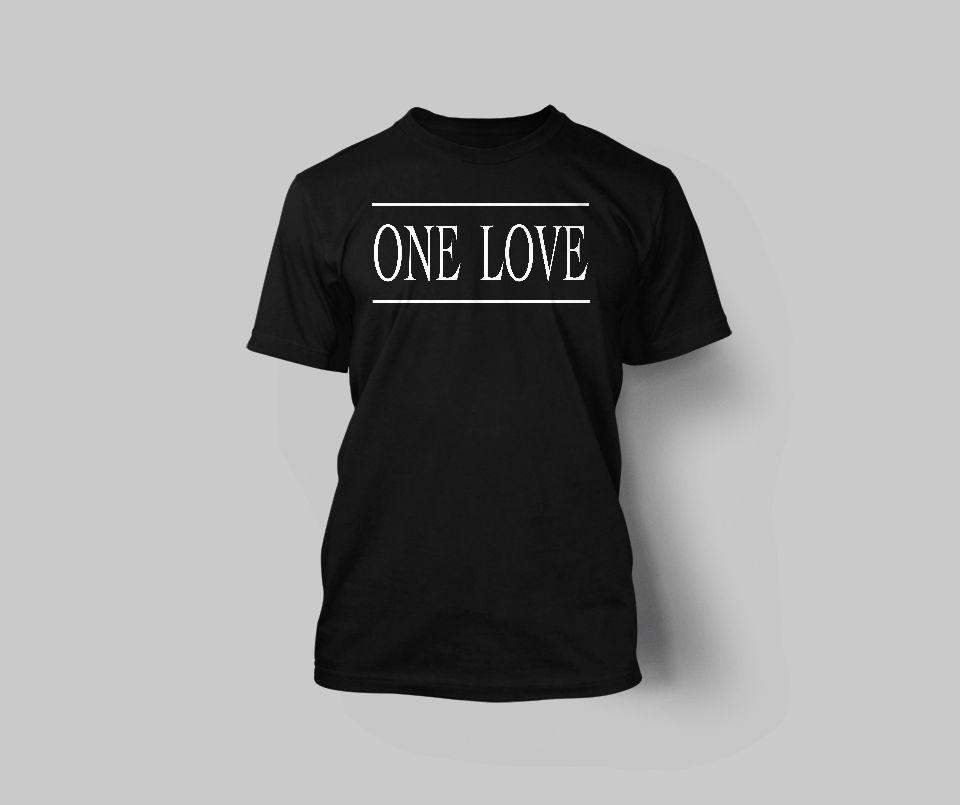Men's One Love T-Shirt