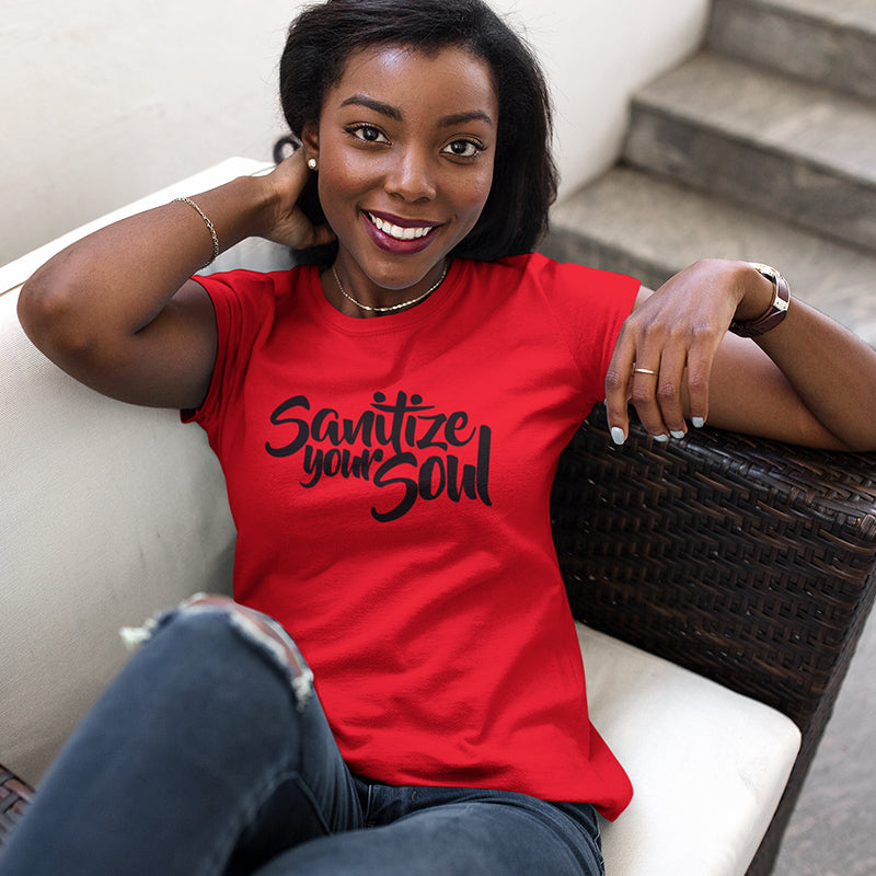 Women's Sanitize Your Soul T-Shirt