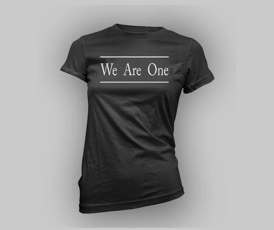 Women's We Are One Tee
