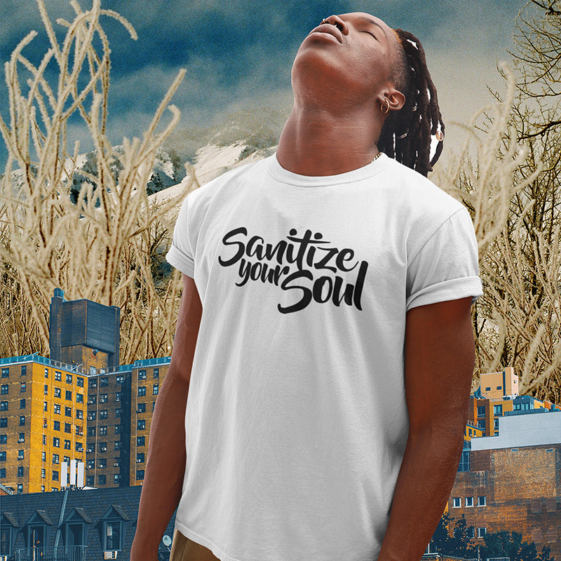 Men's Sanitize Your Soul T-Shirt