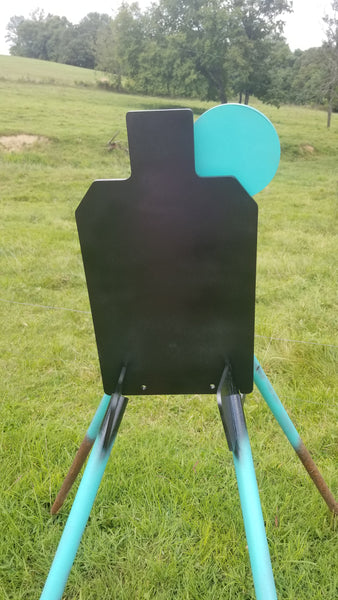 12x24 Hostage Portable Target 3/8""
