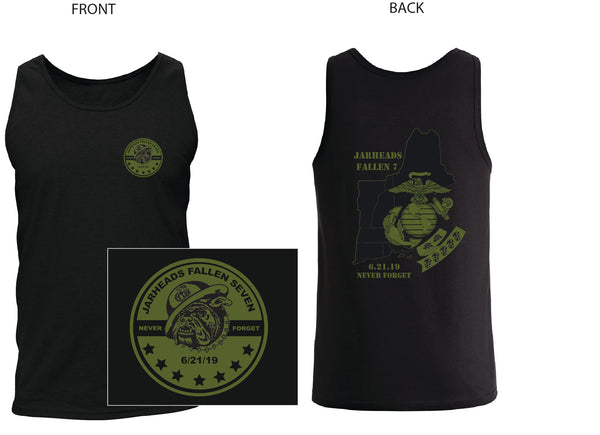 Jarhead Ladies Tank Top